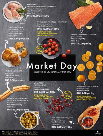 Spinneys Spinneys Market Day Offers 18 June