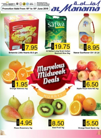 Al Manama Marvelous Midweek Deals