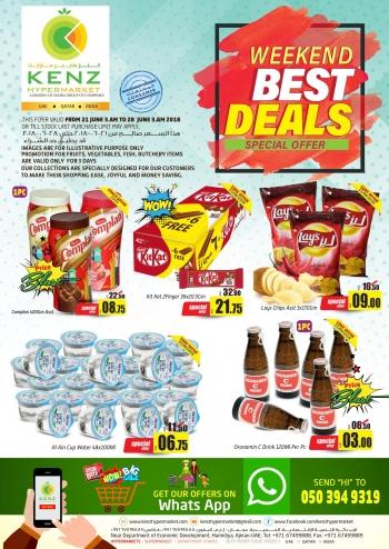 Kenz Kenz Hypermarket Best Weekend Deals
