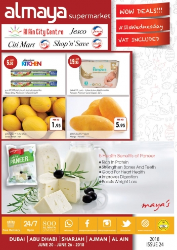 Al Maya Al Maya Supermarket Great Weekly Offers