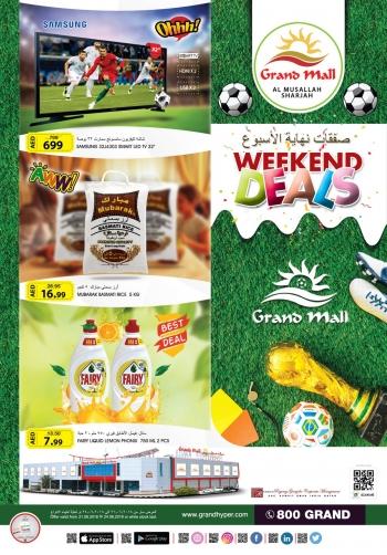 Grand Hypermarket Grand Mall Weekend Deals