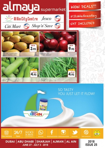 Al Maya Al Maya Supermarket Best Weekly Offers