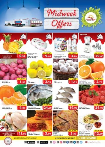 Grand Hypermarket Grand Mall Best Midweek Offers