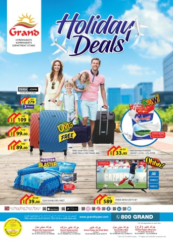 Grand Hypermarket Grand Hypermarket Holiday Deals