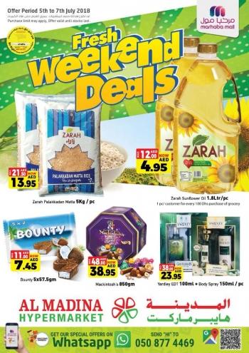 Al Madina Hypermarket Al Madina Hypermarket Fresh Weekend Deals