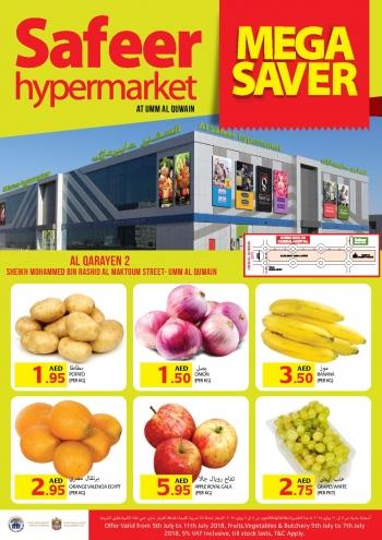 Safeer Market Safeer Hypermarket Mega Saver Offers