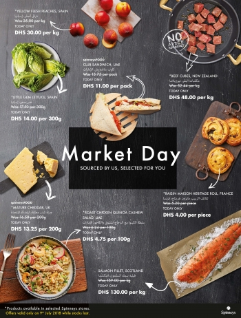 Spinneys Spinneys Market Day Offers 09 July