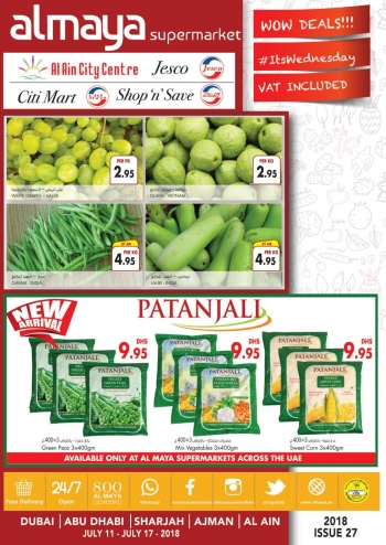 Al Maya Al Maya Supermarket Wow Weekly Deals