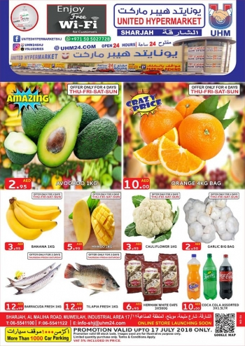 United Hypermarket United Hypermarket Great Offers Of Week