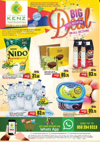 Kenz Kenz Hypermarket Big Weekend Deals