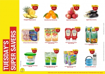 Choithrams Choithrams Tuesday Super Savers Offers 24 July