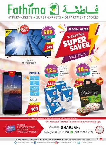 Fathima Fathima Hypermarket  Weekend Super Saver Offers