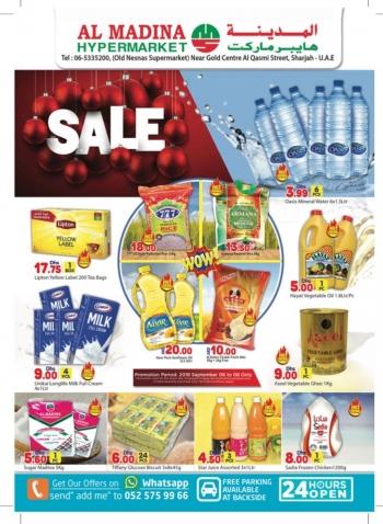 Al Madina Hypermarket Al Madina Hypermarket Mega weekend sale
