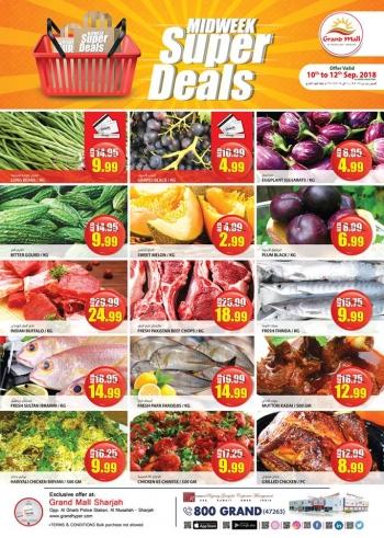 Grand Hypermarket Grand Mall Midweek Deals