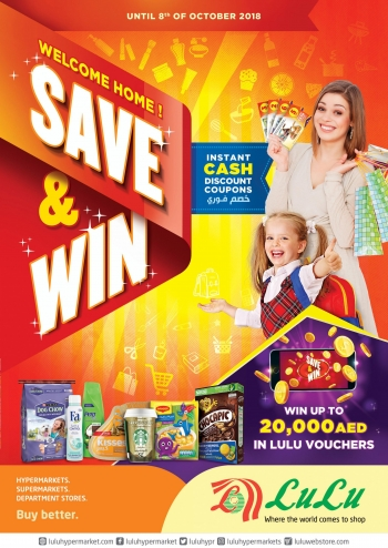 Lulu Lulu Hypermarket Save And Win Deals