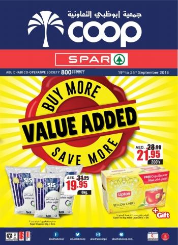 Abu Dhabi COOP Abu Dhabi Coop Buy More Save More Deals