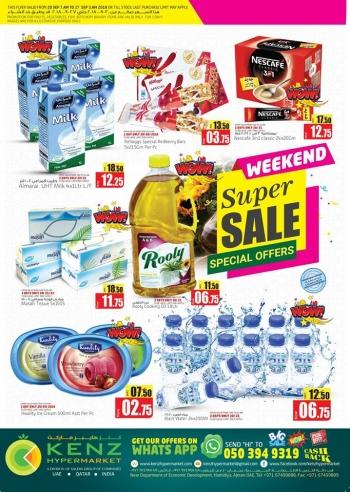 Kenz Kenz Hypermarket Week End Deals