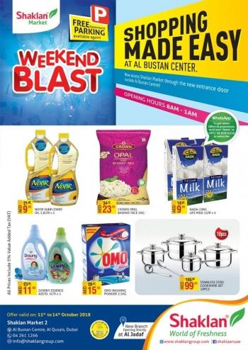 Shaklan Market   Shaklan Market Weekend Blast Offers