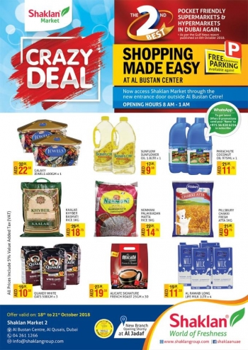 Shaklan Market Shaklan Market Crazy Deals: