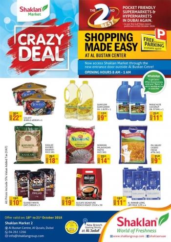 Shaklan Market Crazy Deals:
