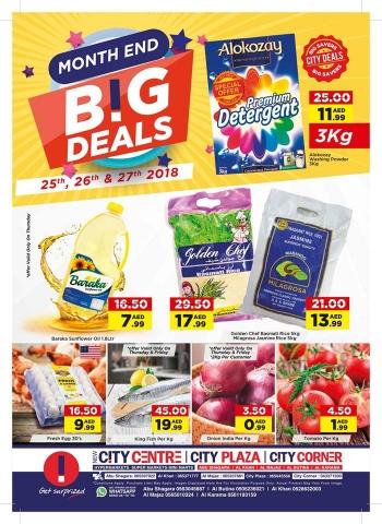 City Centre Supermarket City Centre Supermarket Month End Deals