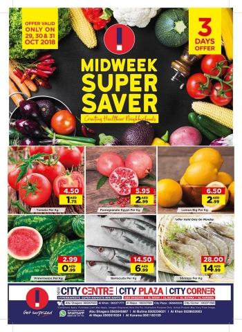 City Centre Supermarket City Centre Supermarket Midweek Super Savers