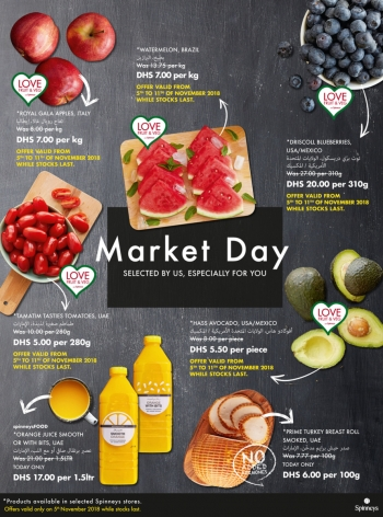 Spinneys Spinneys Market Day Offers