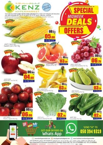 Kenz  Kenz Hypermarket Midweek Best Deals