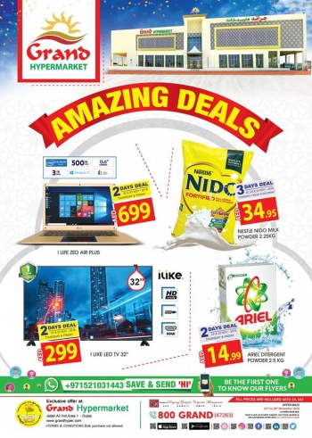 Grand Hypermarket   Grand Hypermarket Weekend Deals