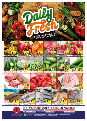 City Centre Supermarket City Centre Supermarket  Daily Fresh Deals