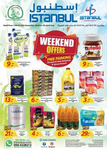 Istanbul Supermarket Istanbul Supermarket Weekend Deals
