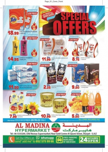 Al Madina Hypermarket Weekly special offers