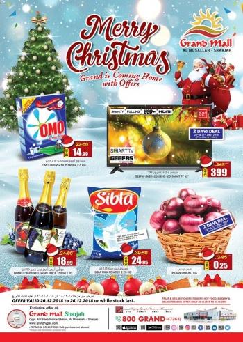 Grand Hypermarket Grand Mall Christmas Deals