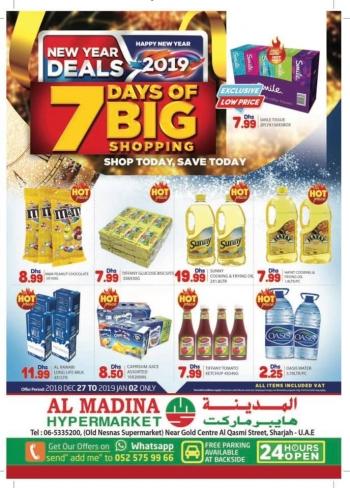 Al Madina Hypermarket Al Madina Hypermarket 7 Days Mega Deals