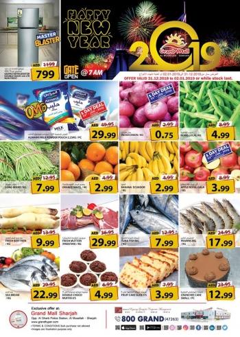 Grand Hypermarket Grand Hypermarket  Midweek Offer