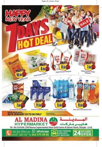 Al Madina Hypermarket Al Madina Hypermarket 7 Days Big Deals