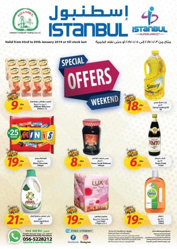 Istanbul Supermarket Istanbul Supermarket Special Weekend Offer