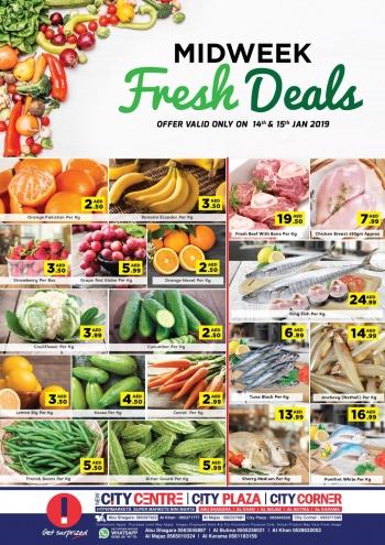 City Centre Supermarket City Centre Midweek Fresh Deals