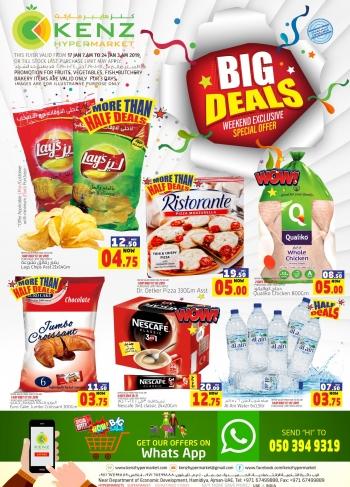 Kenz Kenz Hypermarket Big Deals