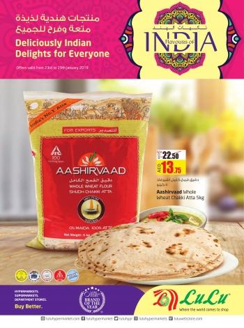 Lulu Lulu Hypermarket  Flavours of India Deals