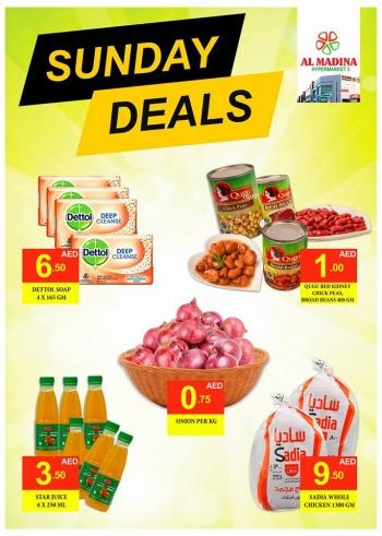 Al Madina Hypermarket Al Madina Hypermarket Sunday Deals
