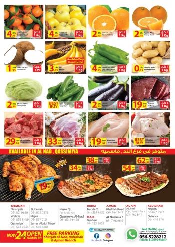 Istanbul Supermarket Weekend Offers