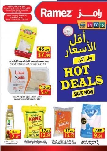 Ramez Ramez Hot Deals In Ajman & Sharjah