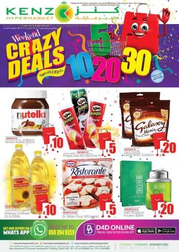 Kenz Kenz Hypermarket Crazy Deals