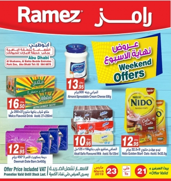 Ramez Ramez Weekend Offers