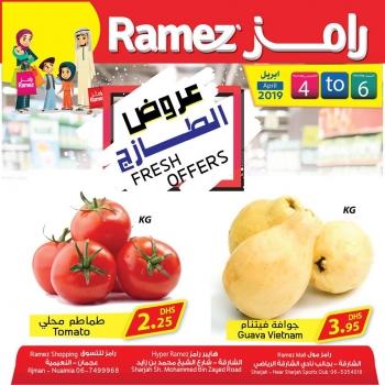Ramez Ramez Fresh Offers In UAE