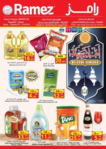 Ramez Ramez  Welcome Ramadan Offers in UAE