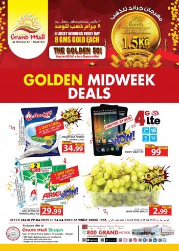 Grand Hypermarket Grand Hypermarket Golden Midweek Deals