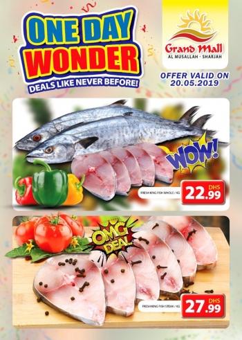 Grand Hypermarket Grand Hypermarket  One Day Wonder