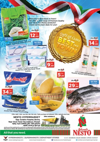 Nesto Nesto Hypermarket Great Weekend Grabs